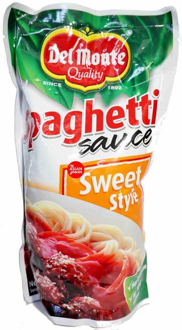 Del Monte Spaghetti Sauce (Sweet Style) 1kg