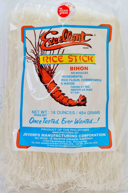 Excellent Rice Stick Bihon 454g