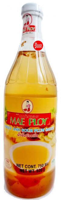 Mae Ploy Sweet and Sour Plum Sauce 750ml
