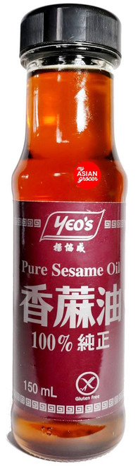 Yeo's Pure Sesame Oil 150ml