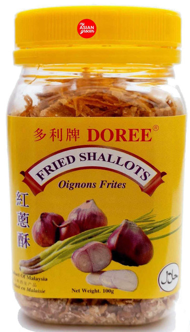 Doree Fried Shallots (Red Onions) 100g