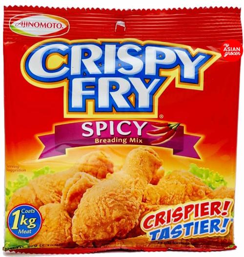 Ajinomoto Crispy Fry Spicy Breading Mix 62g