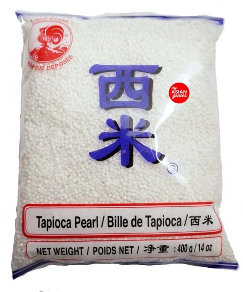 Cock Brand Tapioca Pearl (Small) 400g