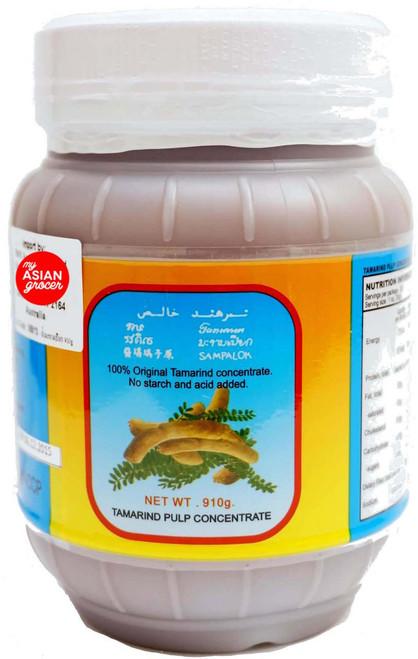 Prateepthong Brand Tamarind Pulp Concentrate 910g
