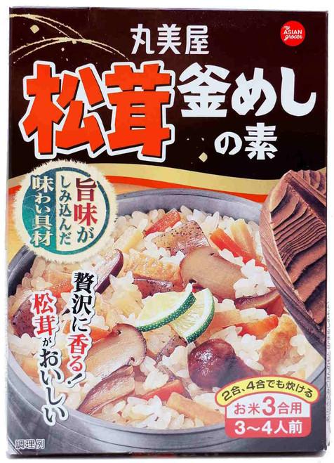 Marumiya Matsutake Kamameshi No Moto (Prepared Vegetable) 140g
