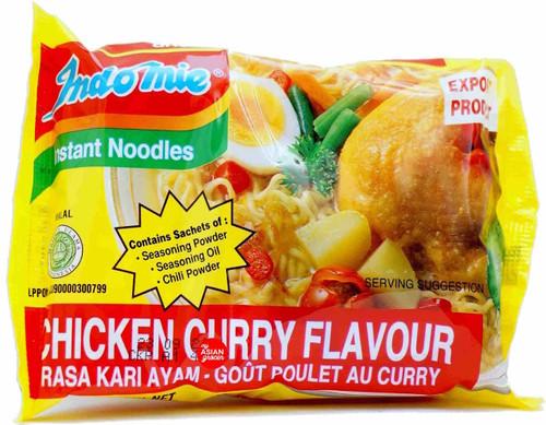 Indomie Rasa Kari Ayam 80g