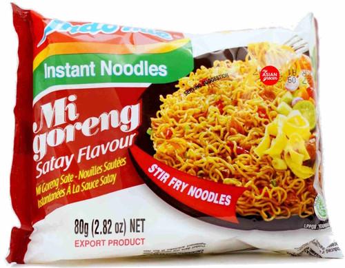 Indomie Mi Goreng Satay Flavour 80g