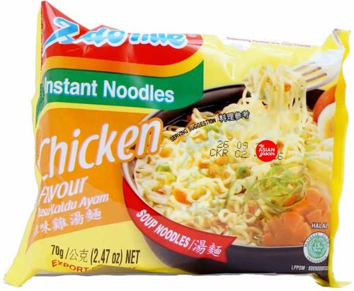 Indomie Chicken Flavour Instant Noodles 70g