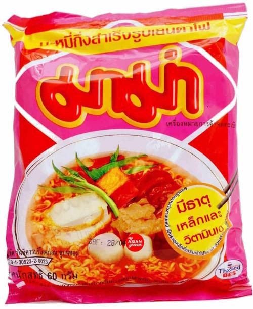 Mama Brand Yentafo Flavour Noodle Soup 60g