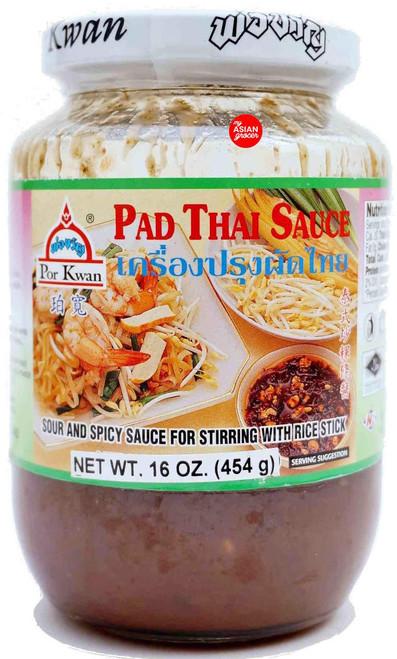 Por Kwan Pad Thai Sauce 454g