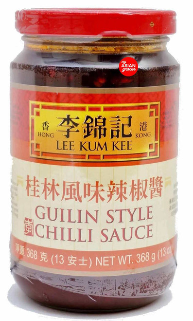 Lee Kum Kee Guilin Style Chilli Sauce 368g