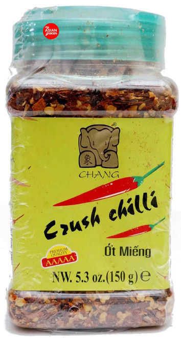 Chang Crushed Chilli Flakes 150g