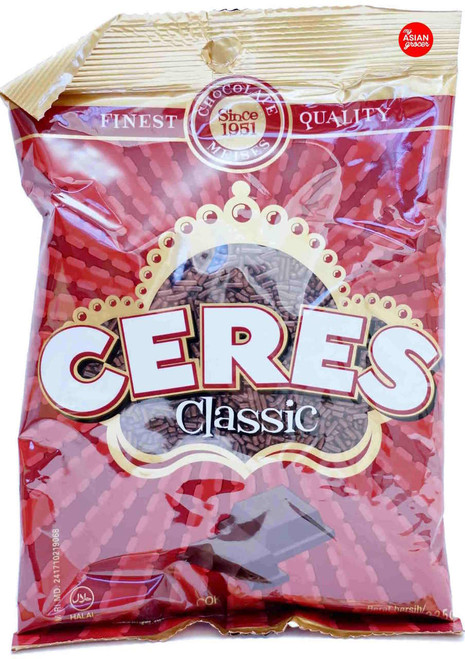Ceres Classic Chocolate Sprinkles 225g