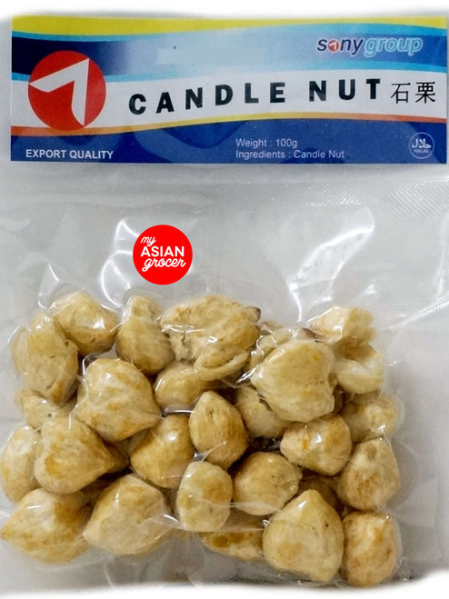 SonyGroup Candle Nut 100g