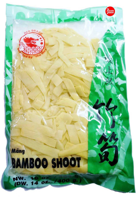 Red Drago Bamboo Shoot (Slice) 454g
