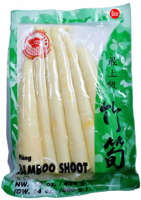 Red Drago Bamboo Shoot (Whole) 454g