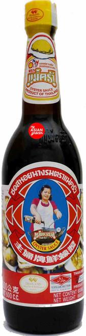 Maekrua Premium Oyster Sauce 600ml