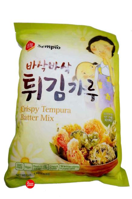 Sempio Crispy Tempura Batter Mix 1kg