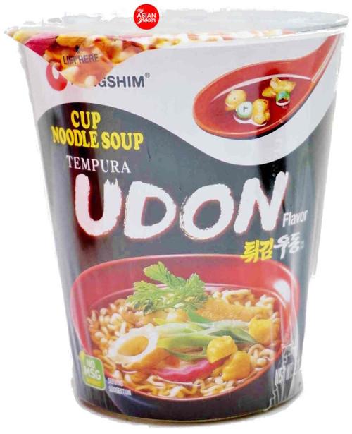 NongShim Tempura Udon Cup Noodle Soup 62g