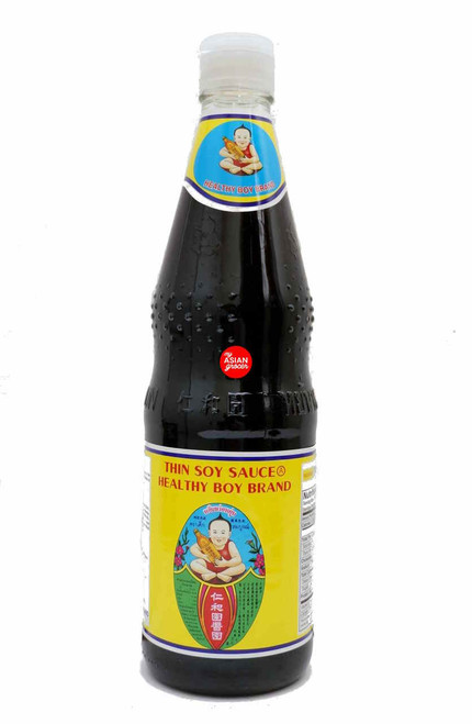 Healthy Boy Brand Thin Soy Sauce 700ml
