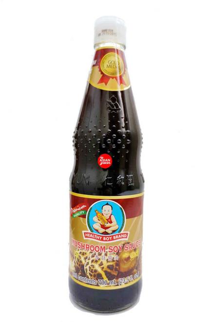 Healthy Boy Brand Mushroom Soy Sauce 700ml