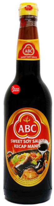 ABC Sweet Soy Sauce Kecap Manis 620ml