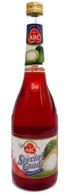 ABC Rasa Cocopandan Syrup 485ml