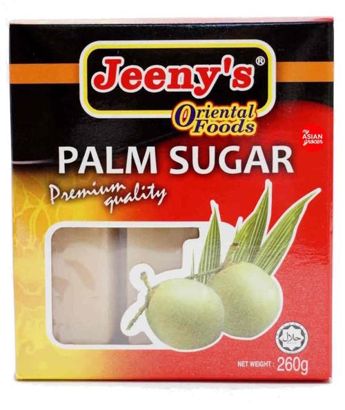 Jeeny's Palm Sugar 260g