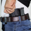 In the waistband magazine holster