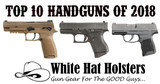 Top 10 Best Selling Handguns of 2018