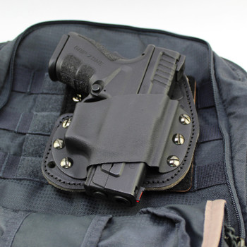MicroVelcro Back pack holster