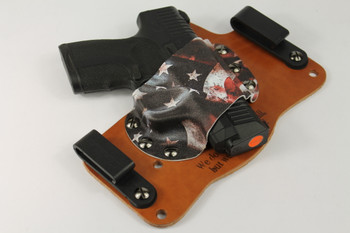 """Remember"" Memorial MicroTuck Holster"