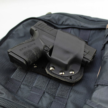 compact velcro holster