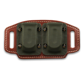 Outside the waistband magazine holster