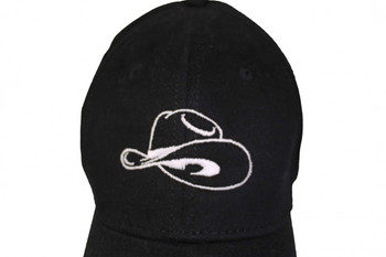 White Hat baseball hat