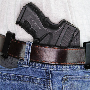 Deep concealment micro holster