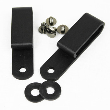 Nylon Injection molded clips