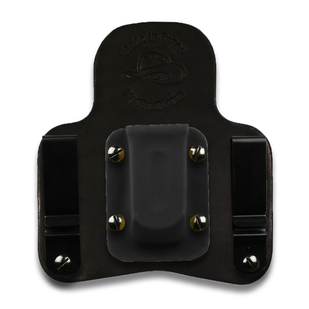 IWB Hybrid Magazine Holster. Concealment, comfort, tuckable, customizeable