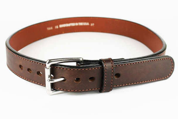 Premiere Series Gun Belt - Walnut Brown
