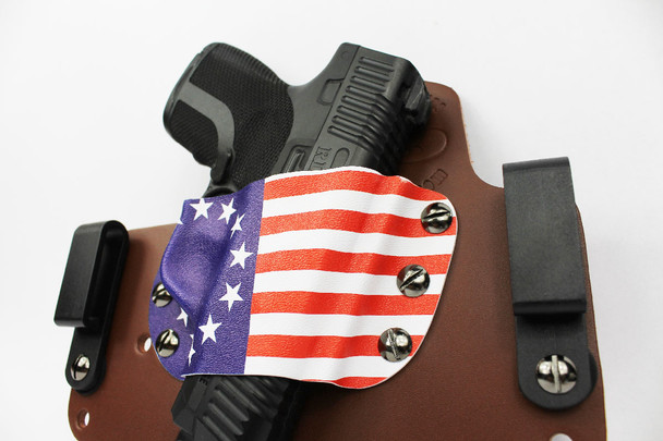 Betsy Ross Holster concealed carry IWB Right side