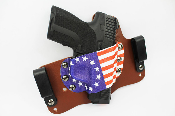 Betsy Ross Holster full view
