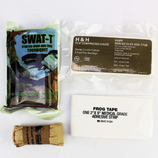 Field Wound First Aid Kit