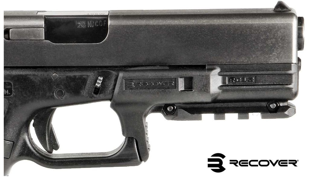 recover rail adapter rc glock 19