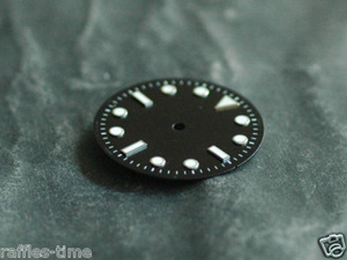 Sub w/o date  Dial for ETA 2836 / 2824 Movement for Submariner Watch
