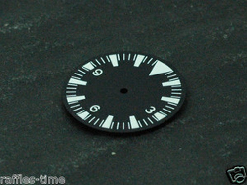 White Lume SM Dial for DG 2813 Miyota 8200 Movement Triangle@12 for Seamaster 300 Style Watch