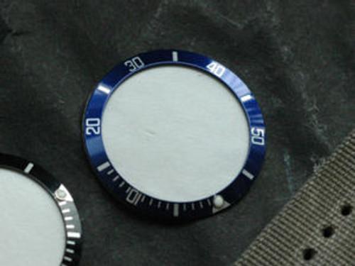 Bezel Insert Blue Submariner Style