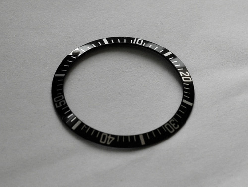 Bezel 5517 5513 5512 Submariner Royal Military 60 Milsub Bezel Insert to fit Rolex