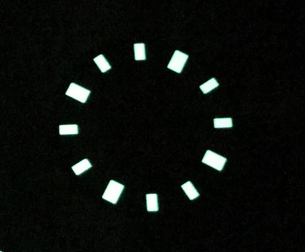 Orange 62MAS Dial for AMPHIBIA AMPHIBIAN Style Watch w/ Vostok 2416b MOD