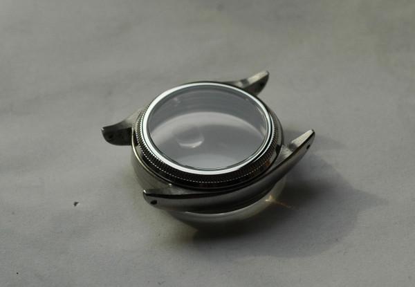 Case Back 6294 for Rolex BREVET 6294  Rolex 1002 or Similar Crystal Back