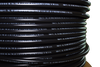 "1/2"" Black Nylon Air Brake Tubing For Pneumatic Air Brake Systems"